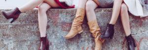 chaussures porter avec une robe