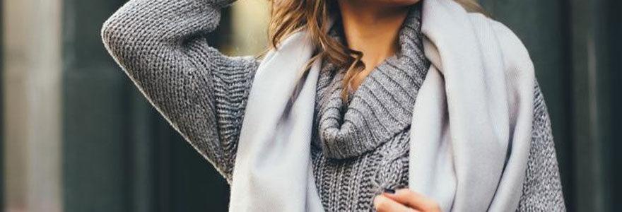 porter un pull avec style